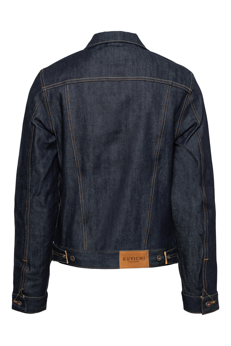 KUYICHI Jeans Jack Bourne Dry Selvedge Foto 2