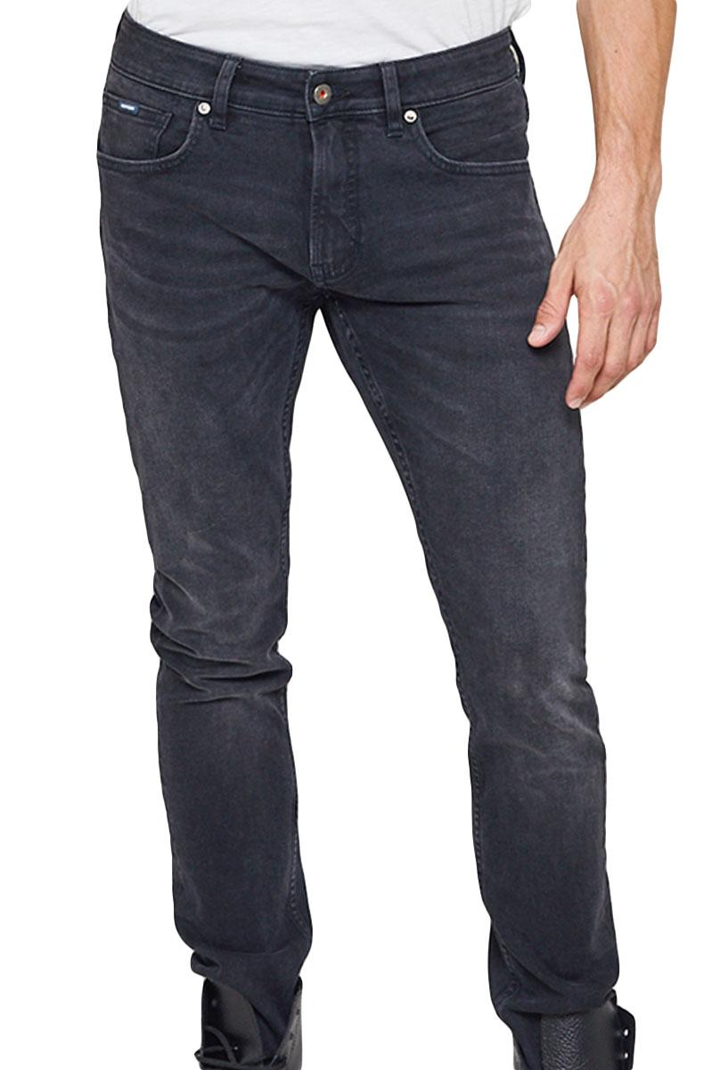 Kuyichi Jeans Kale Black Used Skinny Fit Foto 1
