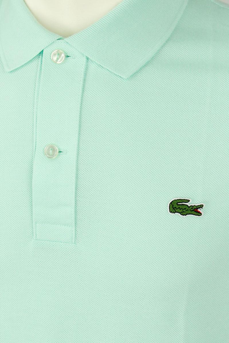 Lacoste Polo Pique Slim Fit Foto 3