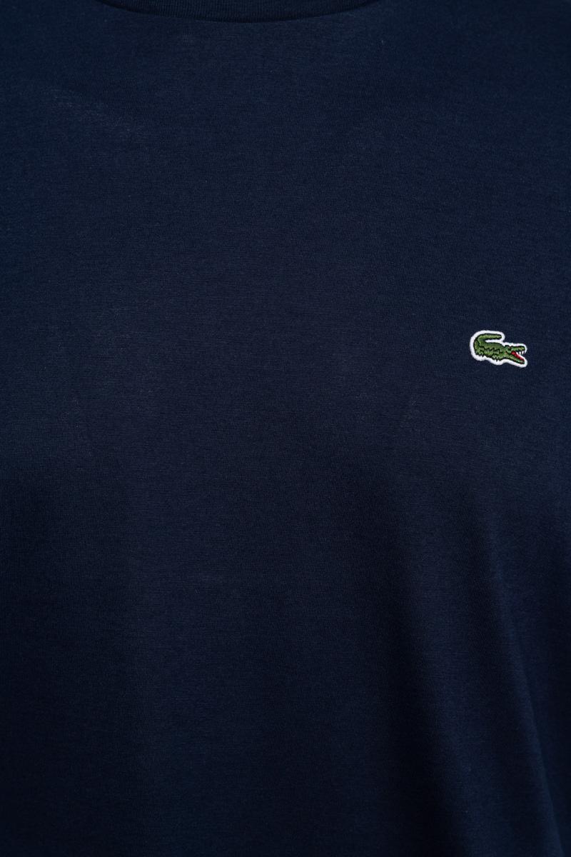 Lacoste T-Shirt Ronde Hals 100% Katoen Foto 3