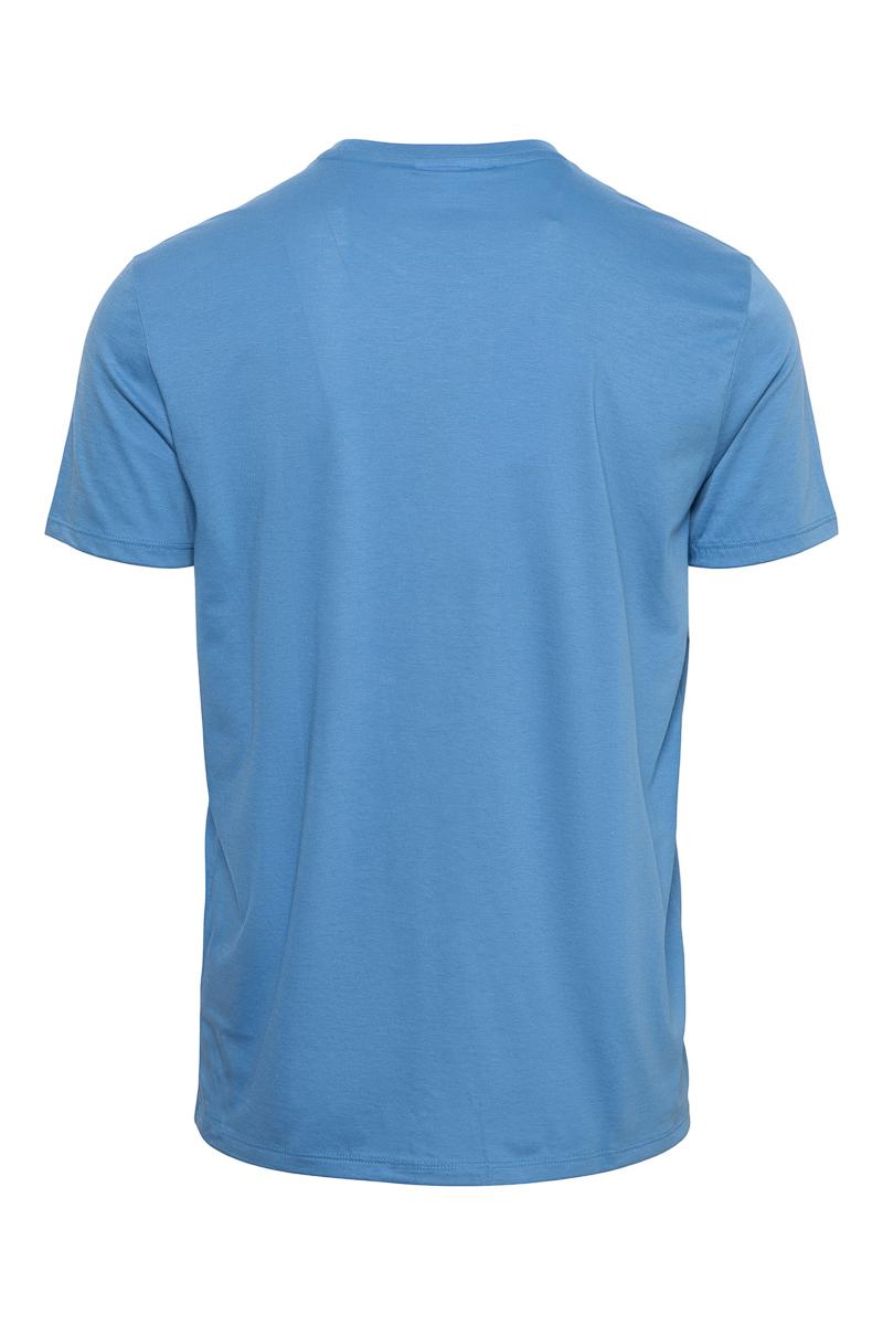 Lacoste T-Shirt Ronde Hals 100% Katoen Foto 2