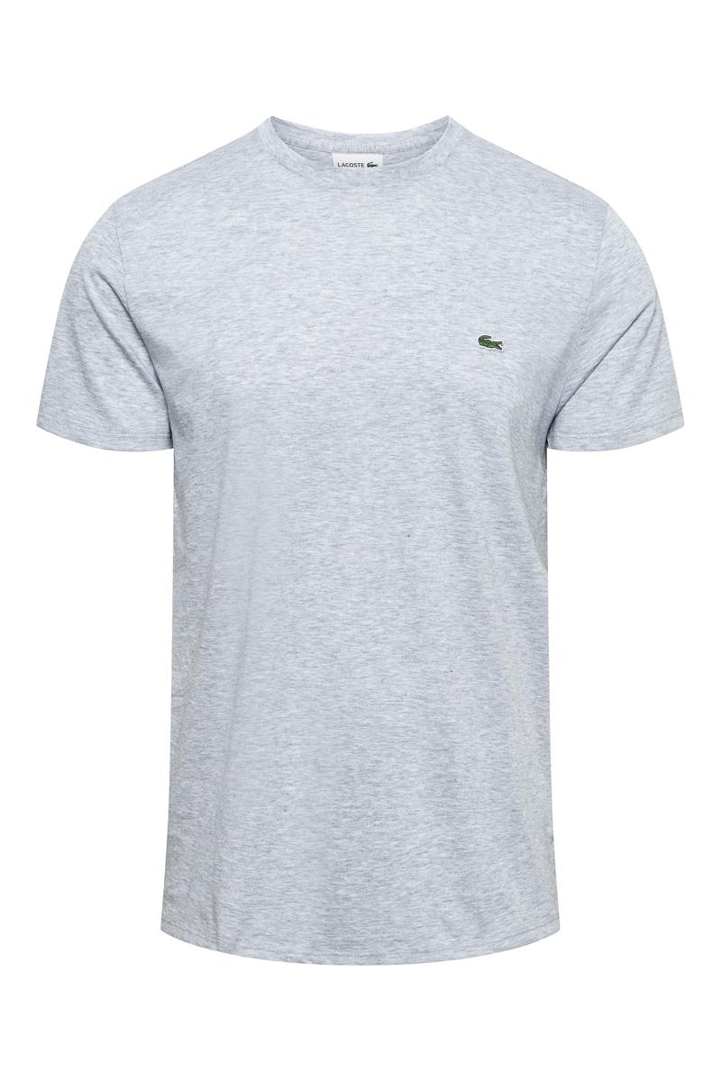 Lacoste T-Shirt Ronde Hals 100% Katoen Foto 1
