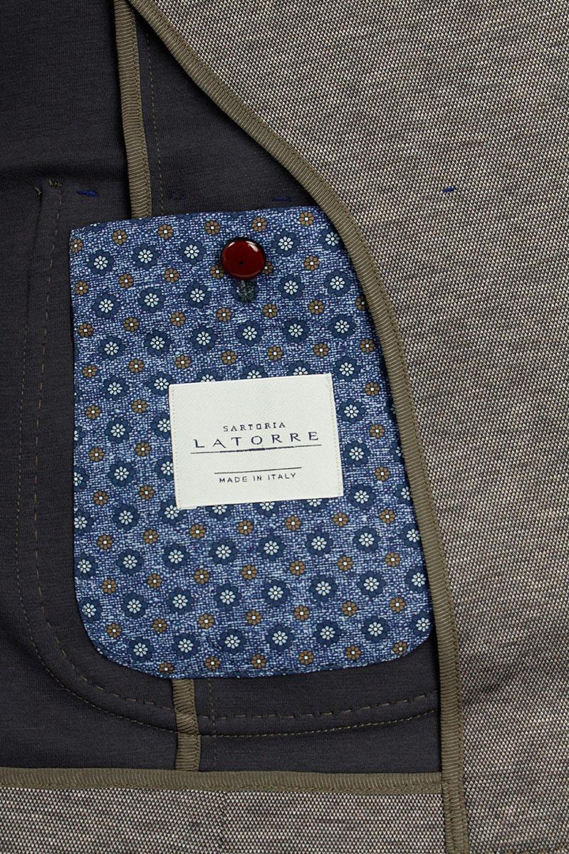 Latorre Colbert Soft Ponza Half Gevoerd Jersey Foto 5