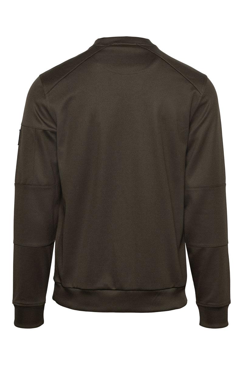 Lyle & Scott Cotton Fleece Mix Pocket Sweater Foto 2