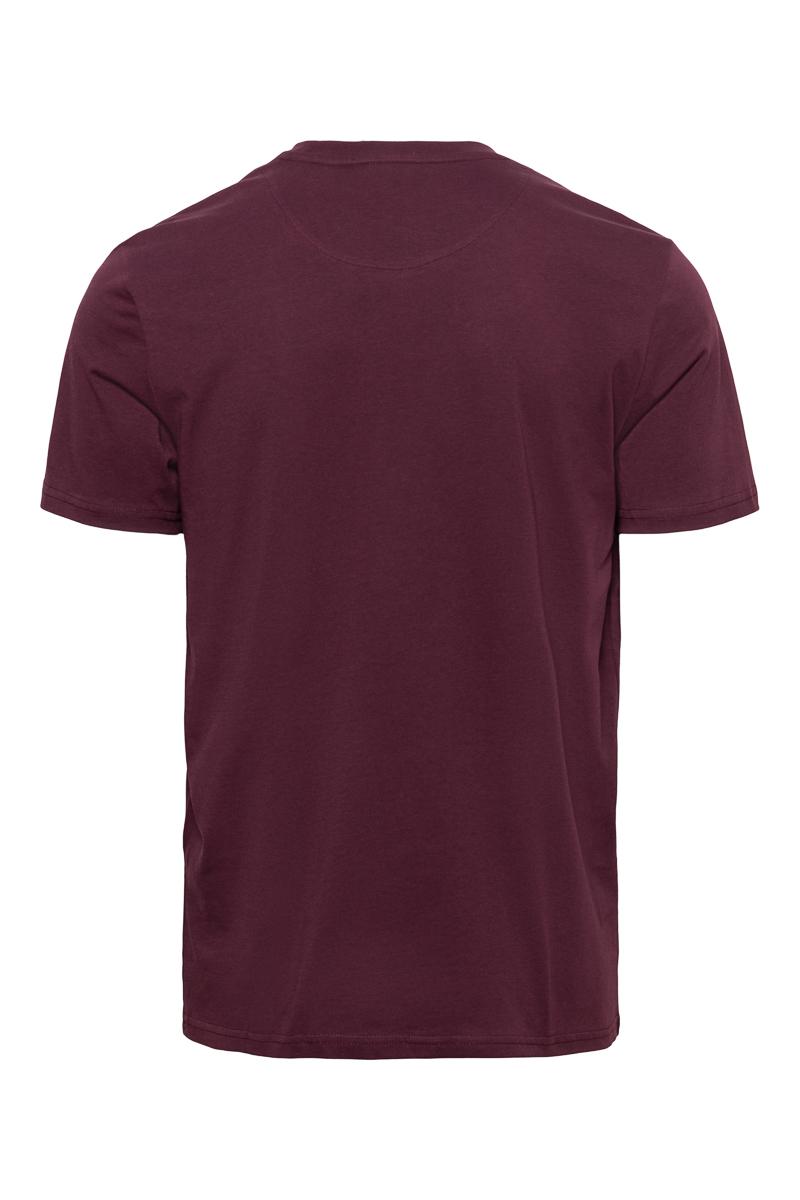 Lyle & Scott Cotton T-Shirt Crew Neck Foto 2