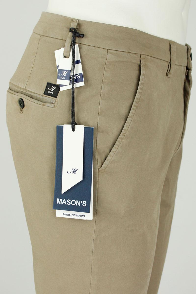 Mason Chino Model Torino 97% Katoen 3% Elastaan Sa Foto 4