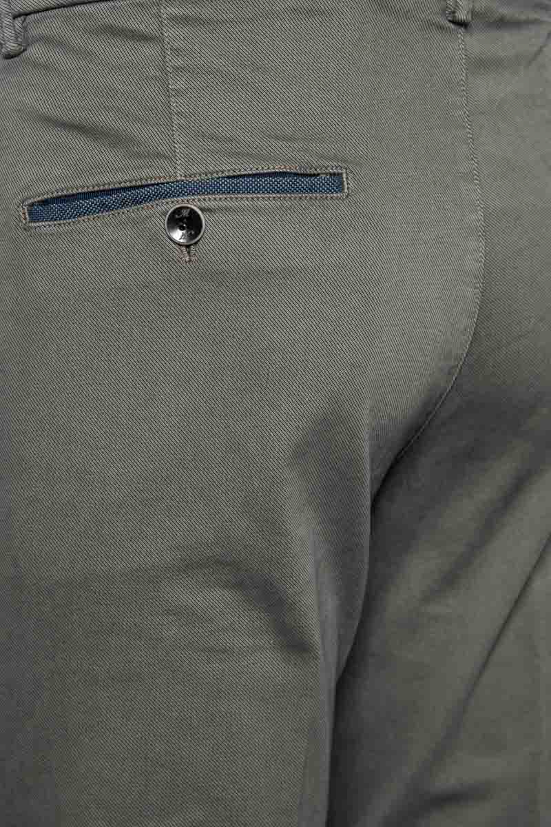 Mason's Chino Katoen Stretch Model Torino Foto 3