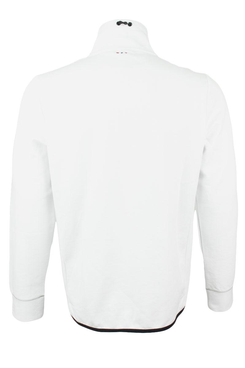 Napapijri Sweater Balme Polo Neck Cotton Mix Foto 2