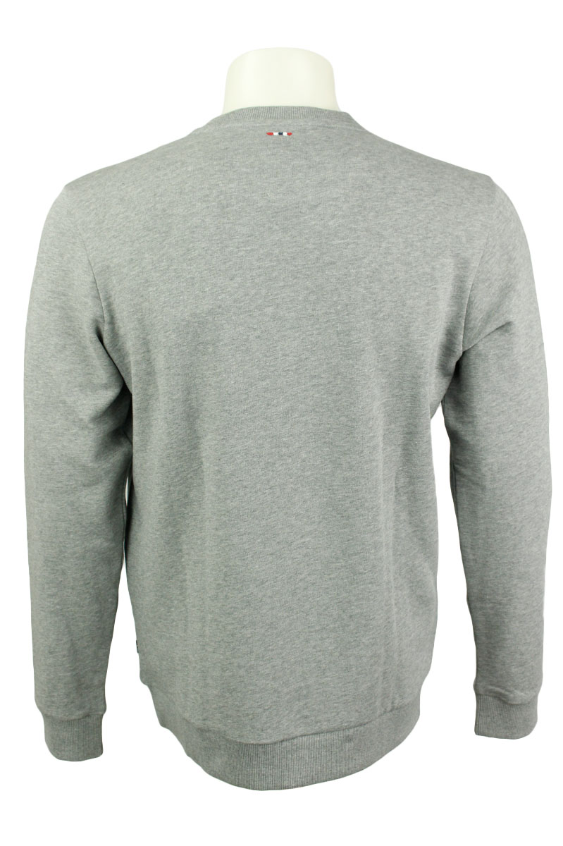 Napapijri Sweater Bevora Cotton Fleece Logo Foto 2