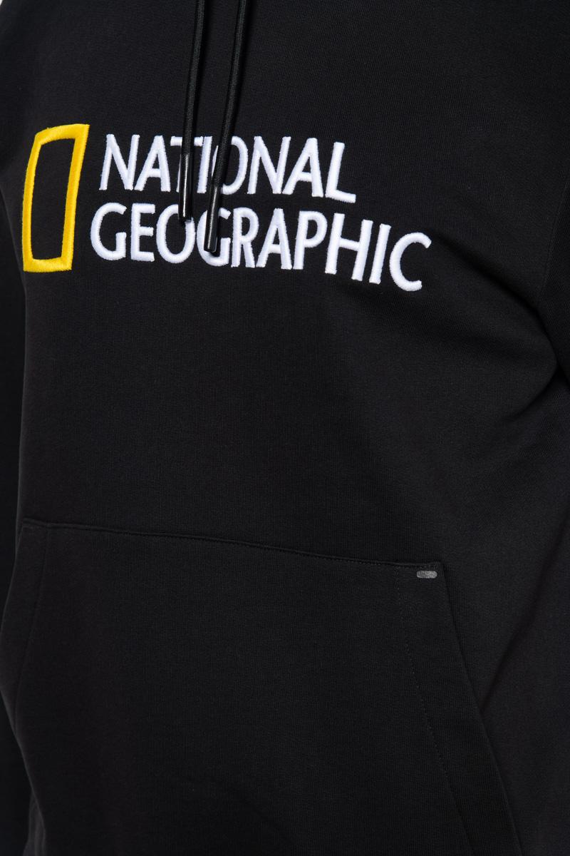 National Geographic Cotton Fleece Hoodie Foto 3