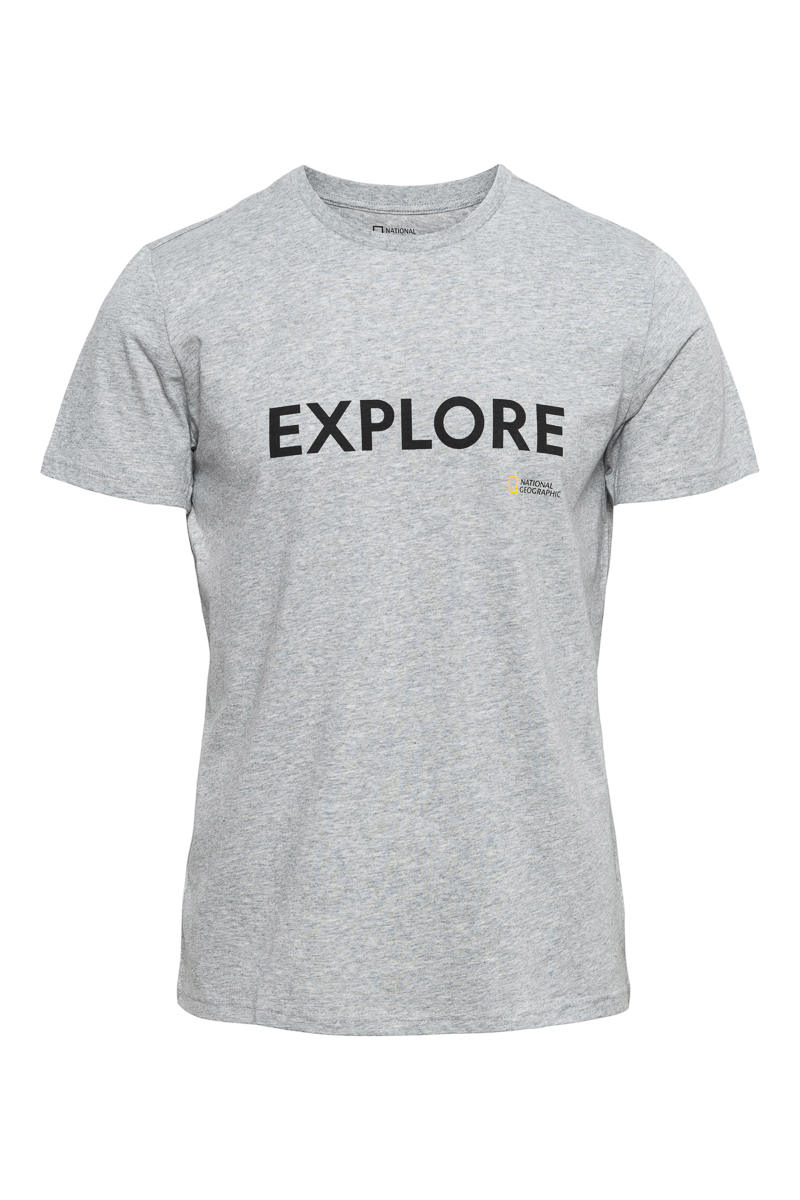 National Geographic Foundation T-Shirt Organic Cot Foto 1
