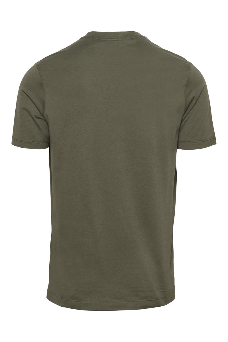 Paul & Shark T-Shirt Crew Neck  100% Organic Cotto Foto 2