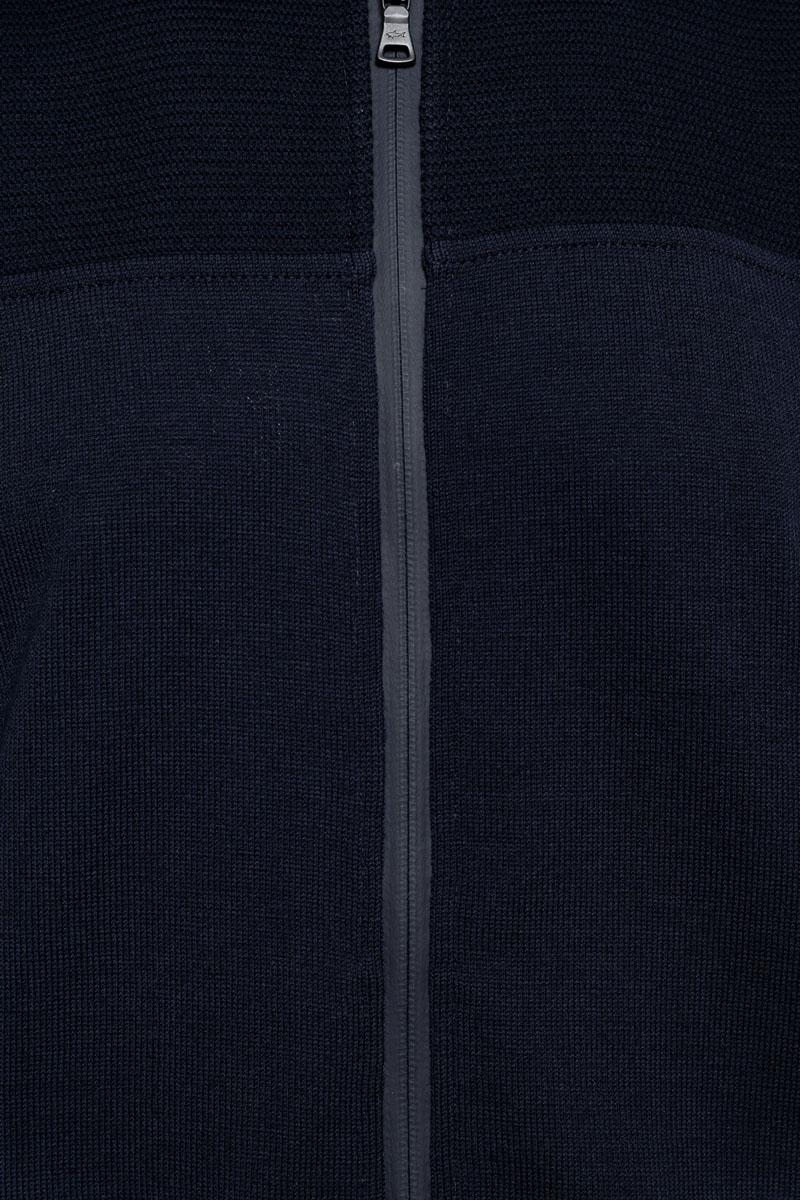 Paul & Shark Vest Zip Hidden Hood Taped Foto 3