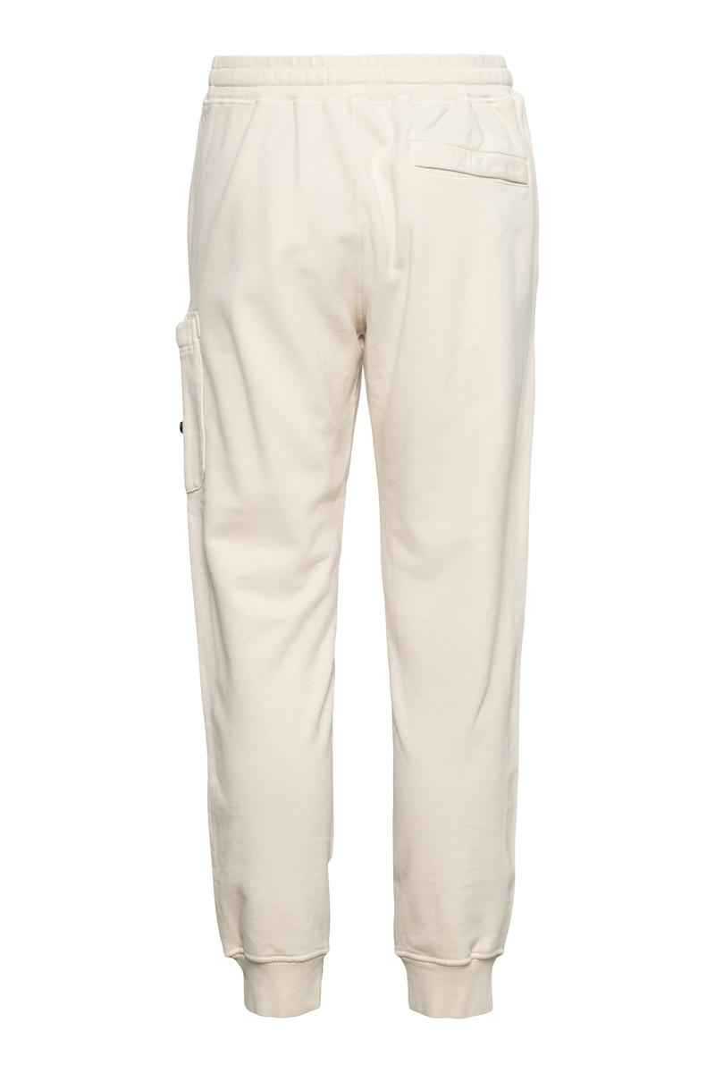 Stone Island Cotton Fleece Pants 100% Katoen Foto 2