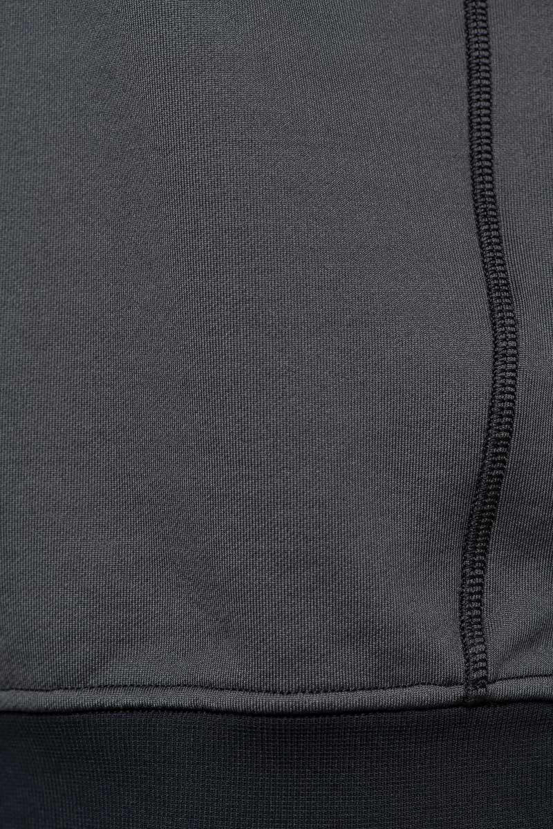 Stone Island Sweater 63547 Crew Neck Cotton mix antraciet Foto 3