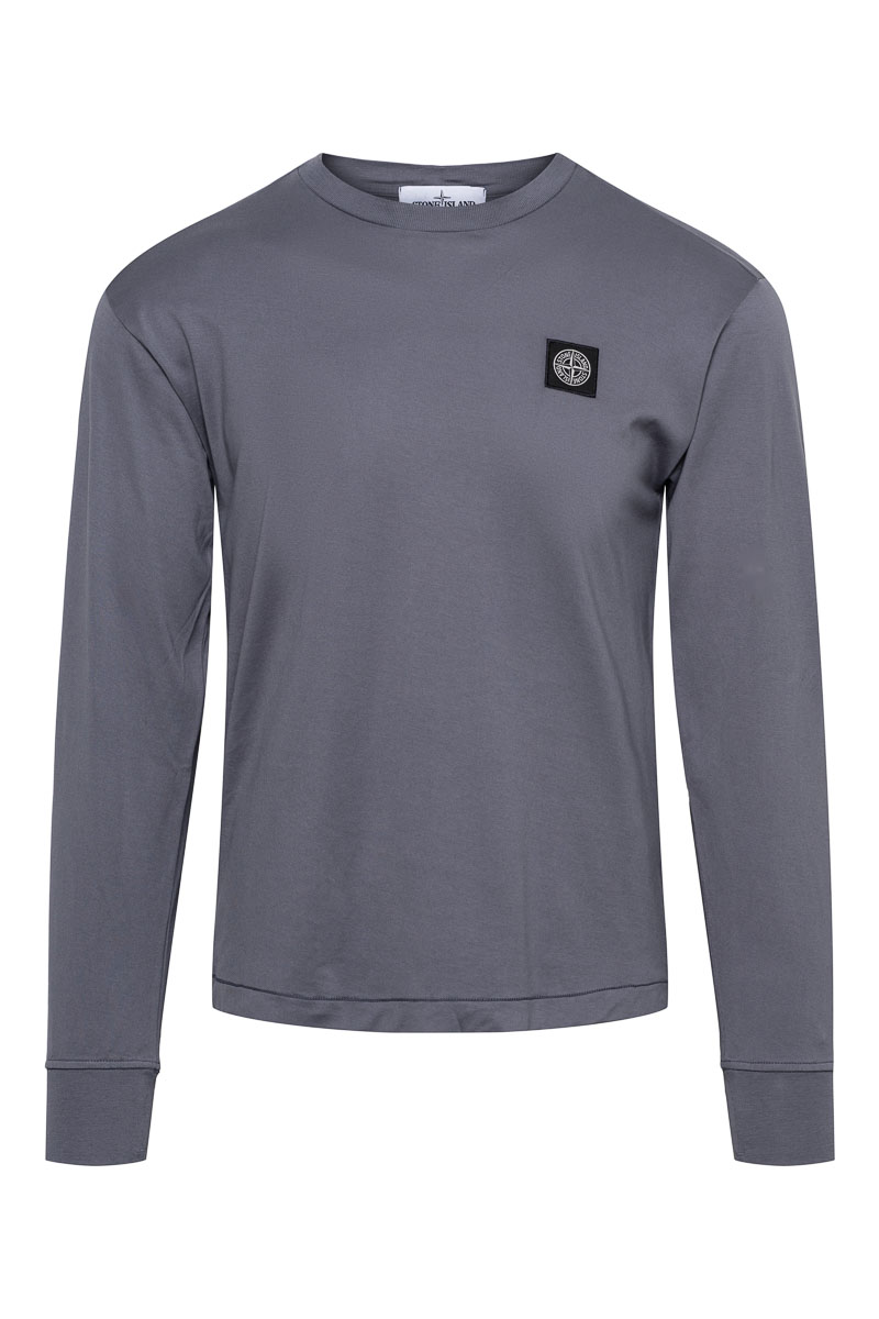 Stone Island T-Shirt 22713 Middengrijs