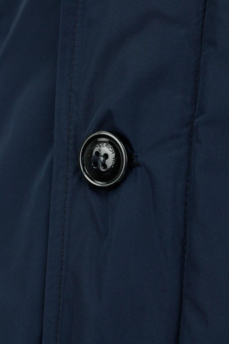 Woolrich Club Car Coat Compact Memory Foto 4