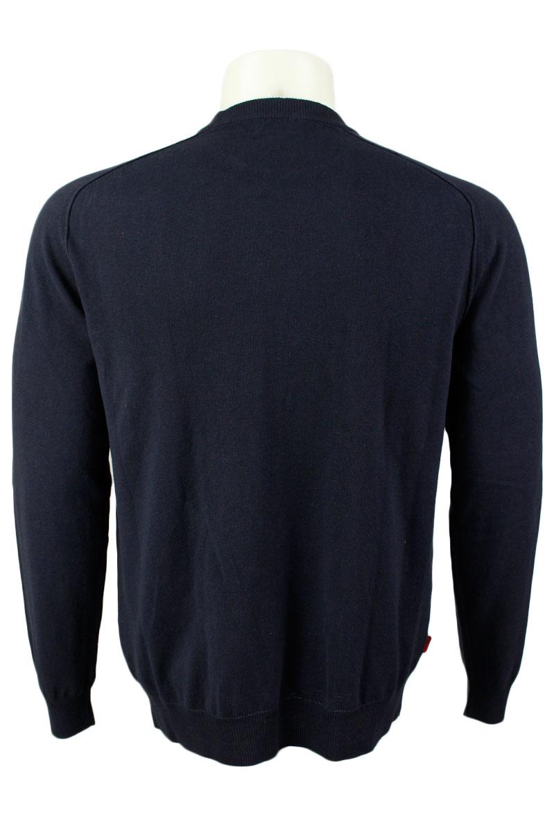 Woolrich Cotton Linen GD Crewneck Foto 2