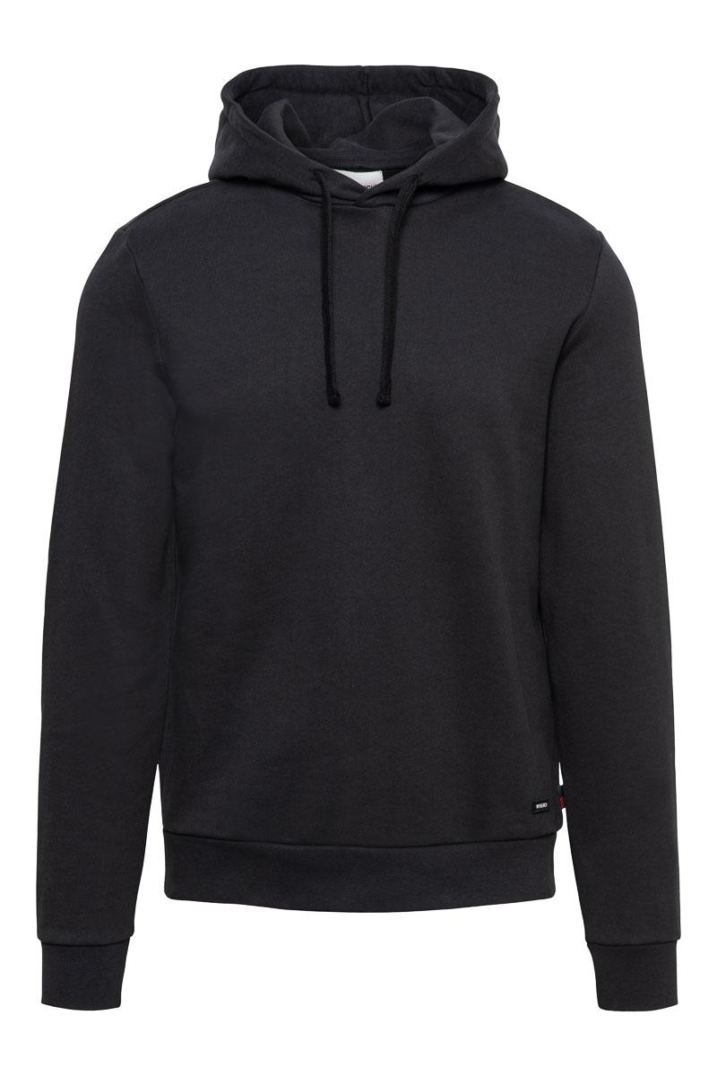 Woolrich Sweater Hoodie 100% Katoen Made Portugal Foto 1
