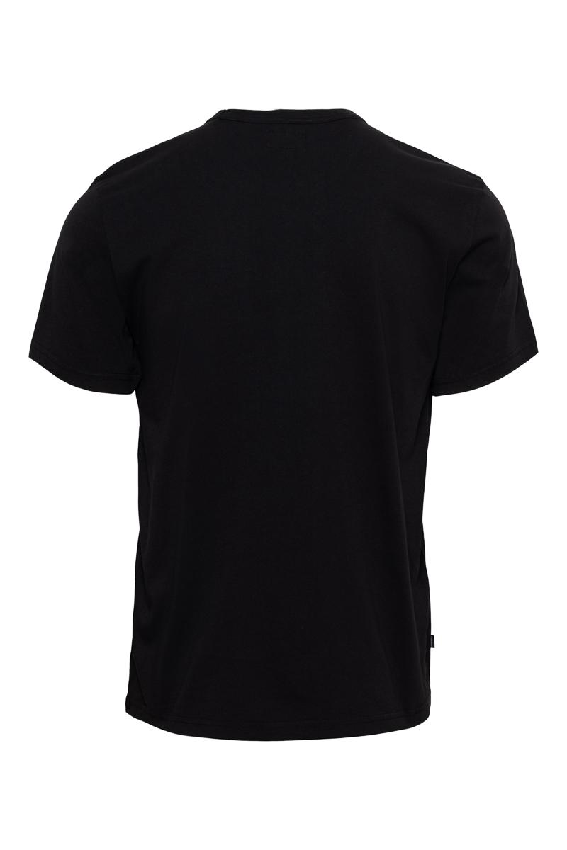 WOOLRICH T-Shirt Macro Logo Tee Foto 2