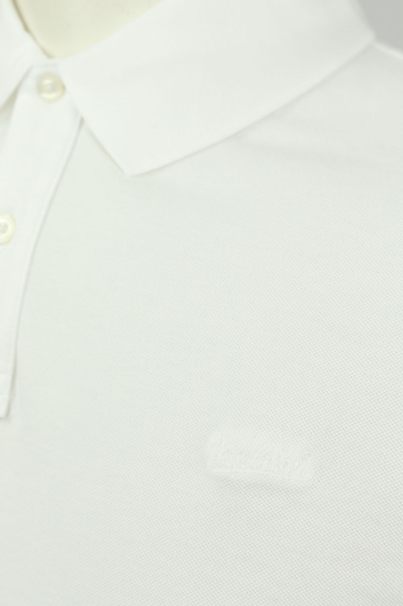 Woolrich Vintage Mackinack Polo Bright White Foto 3