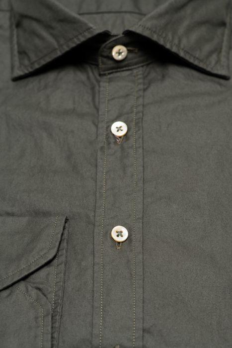 Stenstroms Overhemd Garment Washed