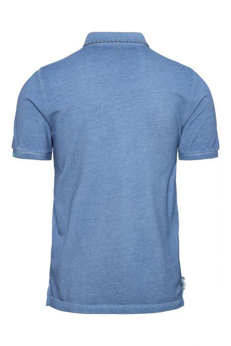 BOB Polo Garment Dyed Slim Fit