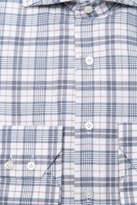 BT Overhemd 50/50 85% Katoen 15% Wol