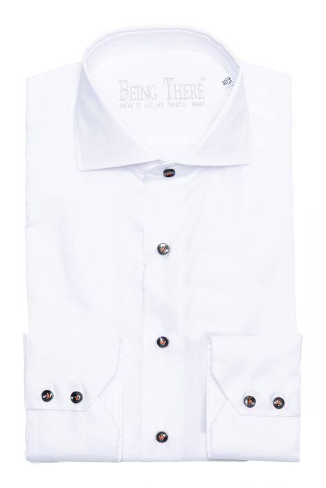 BT Overhemden Doppio Ritorto 120/2 ply Mouwlengte