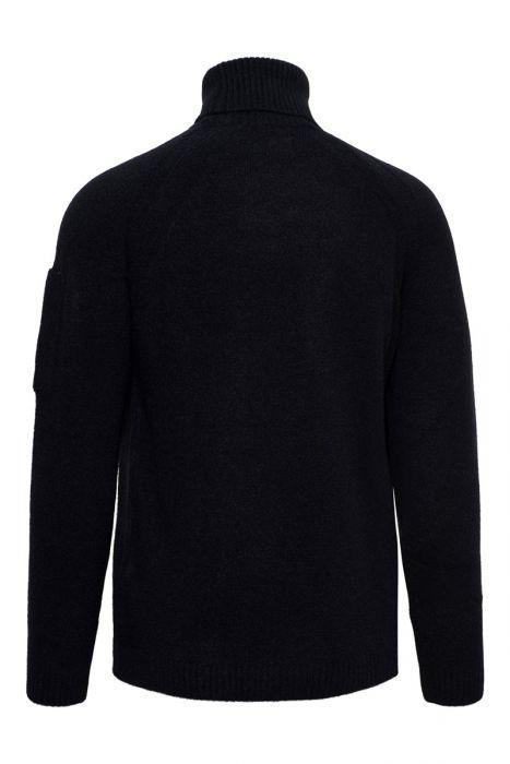 CP Company Koltrui Wool Mix Fleece Knit