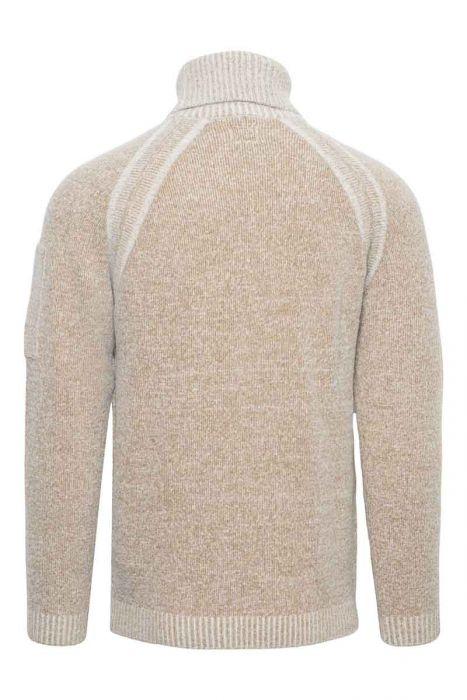 CP Company Koltrui Wool Mix Fleece Knit beige