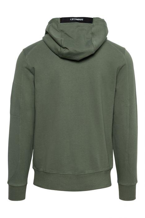 C.P. Company Sweater Lens Hood 100% Katoen