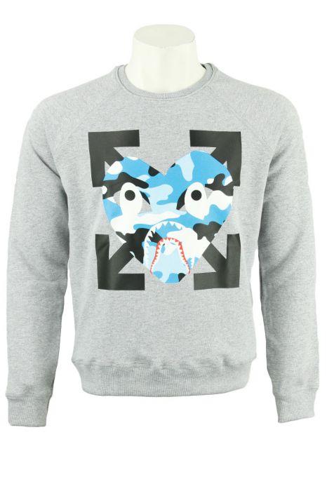 Faking Sweater Crew Neck