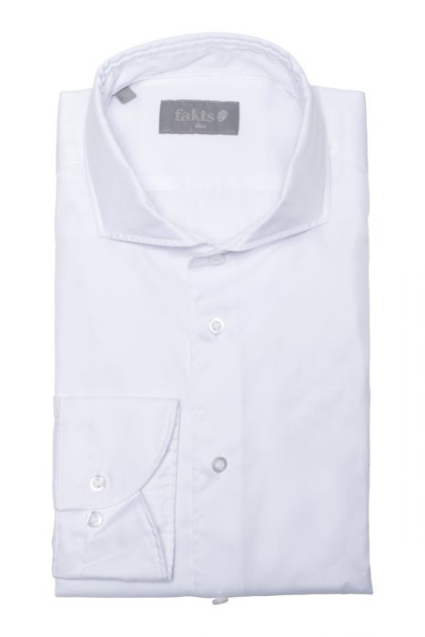 Fakts Overhemd 100% Cotton Slim fit