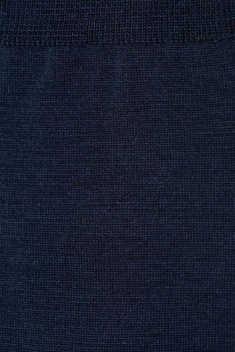 Falke Airport Sokken 60% Wol 23%Cot 15% PA 2% Elastaan Petrol blauw