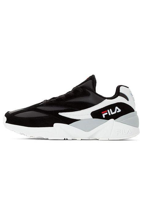 Fila V94M R Low Black White
