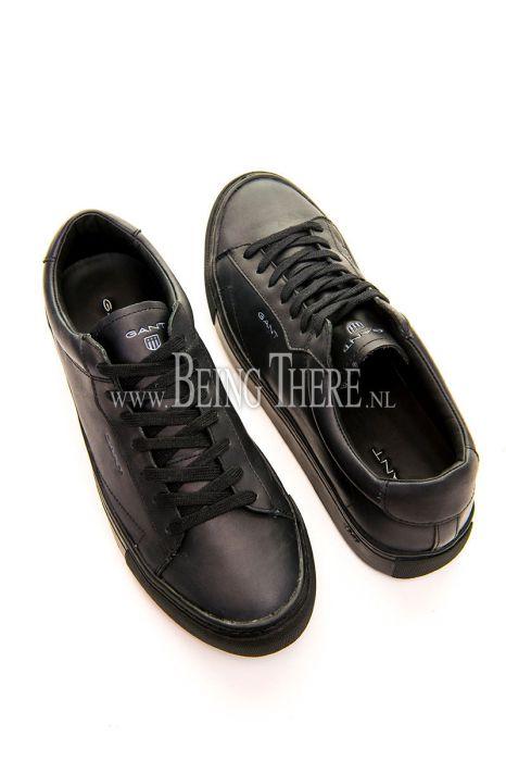 Gant Sneaker Bryant Gladleer Black