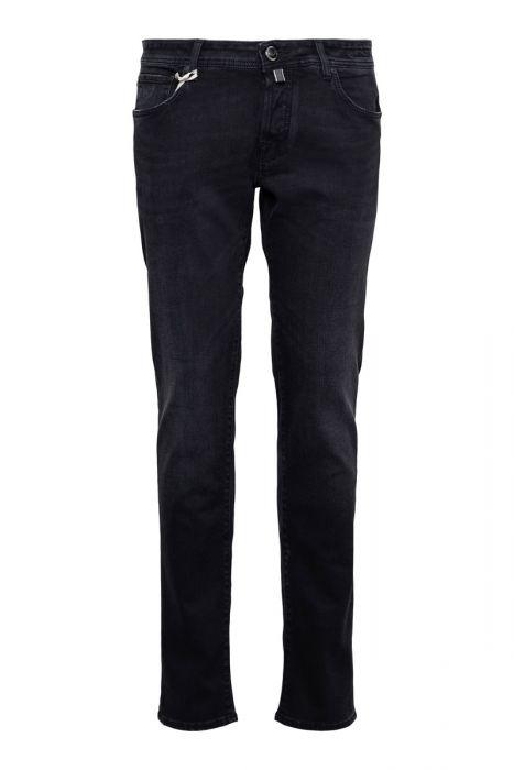 Jacob Cohen Jeans 622 Comf Black Grey