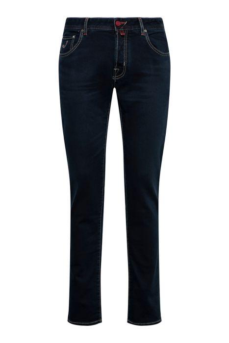 Jacob Cohen Jeans 622-Nick Super Slim blue black denim