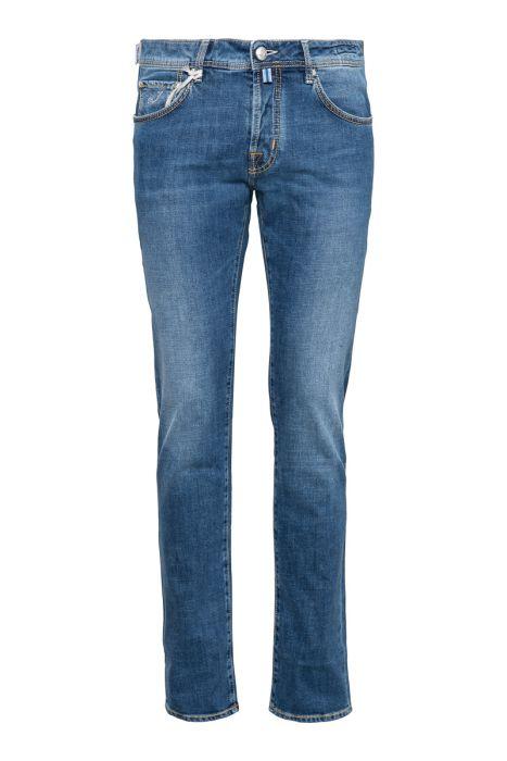 Jacob Cohen Jeans Model J622 Katoen Stretch