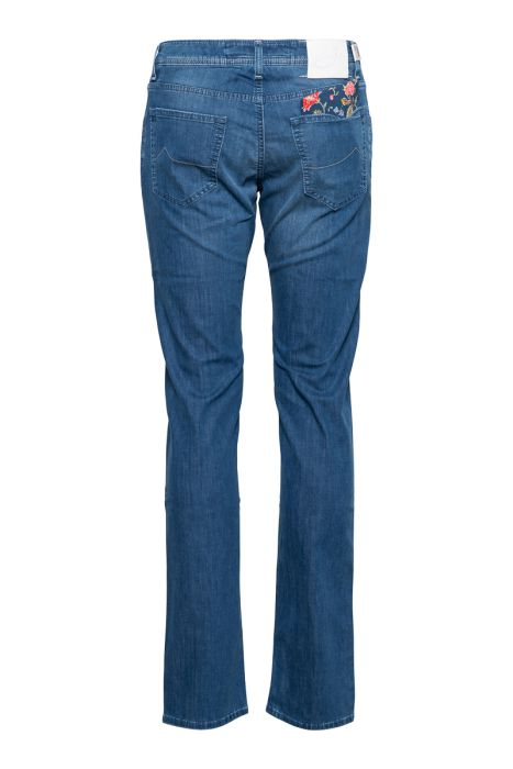 Jacob Cohen Jeans Model J622 Katoen Stretch Light
