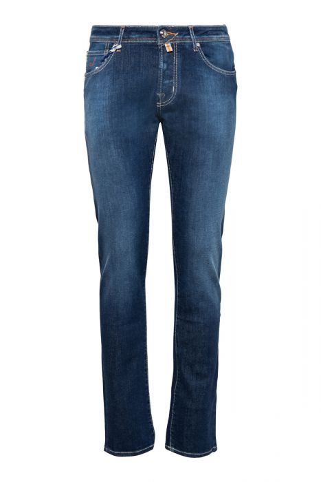 Jacob Cohen Jeans Model J622 Slim Katoen Stretch