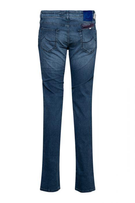 Jacob Cohen Jeans Model J622 Slim Katoen Stretch J