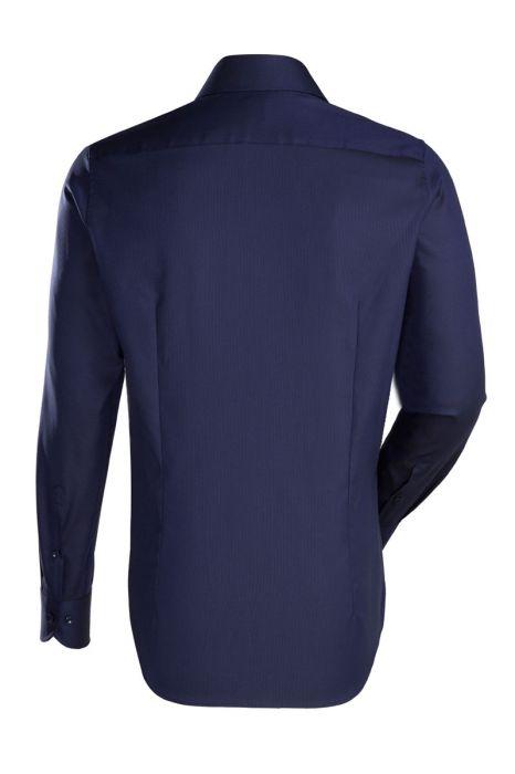 Jacques Britt Overhemd 100% Katoen Slim Fit