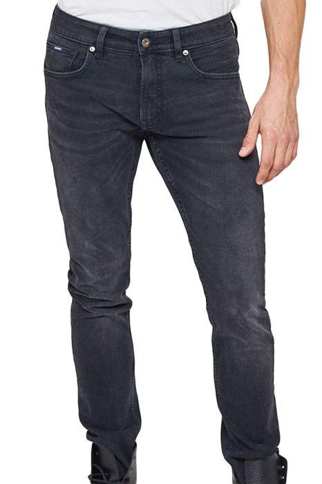 Kuyichi Jeans Kale Black Used Skinny Fit
