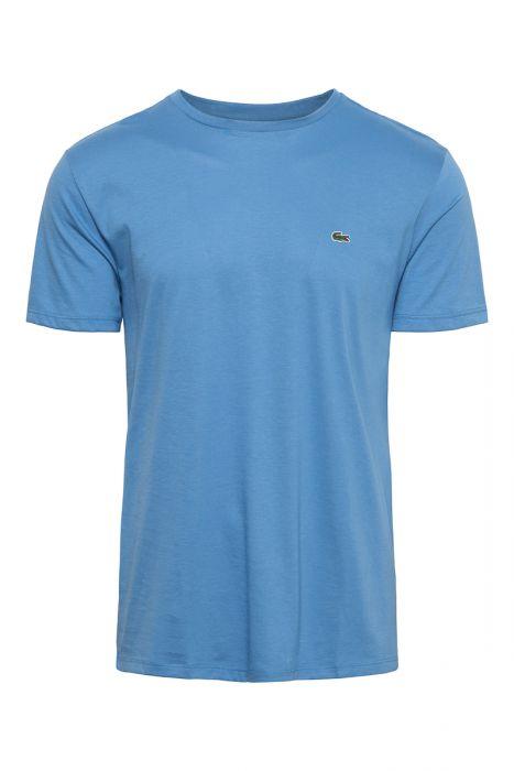 Lacoste T-Shirt Ronde Hals 100% Katoen