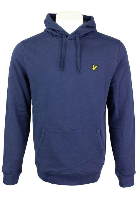 Lyle & Scott Hoody Sweater Cotton Fleece