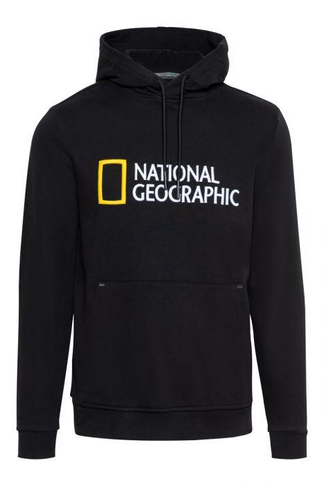 National Geographic Cotton Fleece Hoodie