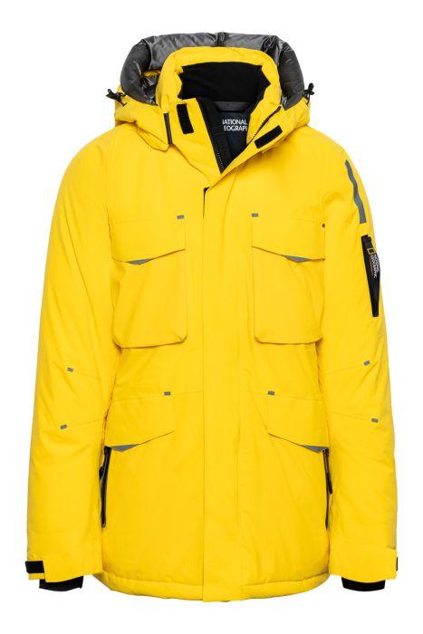 National Geographic Hooded Iconic Explorer Jacket
