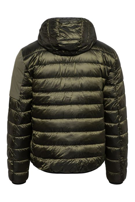 National Geographic Hooded Jacket 50% Recycled Pol